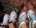 Michelle and Jess - Grand Canyon style